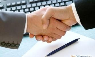 Чим відрізняється договір підряду від строкового договору?