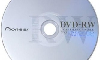 Чим відрізняється dvd-r від dvd-rw?