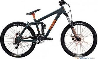 Чим відрізняється гірський велосипед від дорожнього велосипеда?