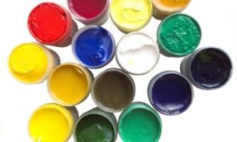 Чим відрізняється гуаш від акрилової фарби?