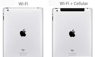 Чим відрізняється ipad від ipad cellular?