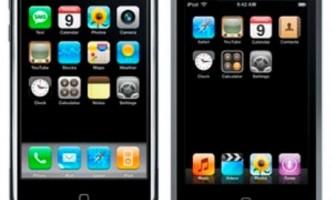 Чим відрізняється iphone від ipod?
