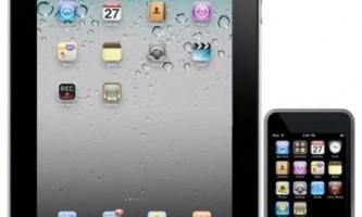 Чим відрізняється ipod від ipad?
