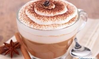 Чим відрізняється капучино від кави?