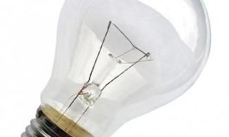 Чим відрізняється лампа розжарювання від лампи люмінесцентної?