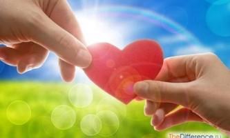 Чим відрізняється любов від симпатії?