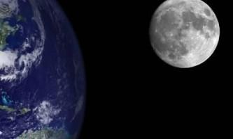 Чим відрізняється місяць від землі?