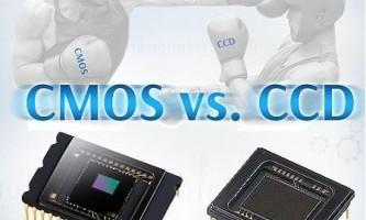 Чим відрізняється матриця ccd від cmos?