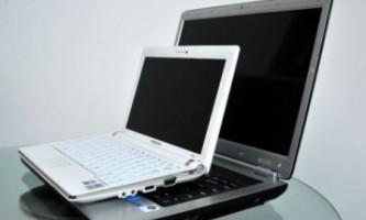 Чим відрізняється нетбук від ноутбука?