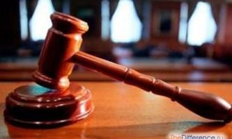 Чим відрізняється визначення суду від рішення суду?