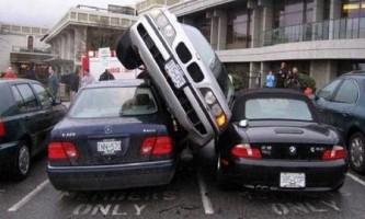 Чим відрізняється парковка від стоянки?