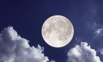 Чим відрізняється повний місяць від молодика?
