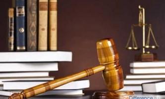 Чим відрізняється злочин від проступку?