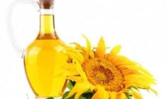Чим відрізняється рослинне масло від соняшникової?