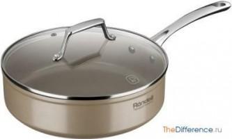Чим відрізняється сотейник від сковороди?