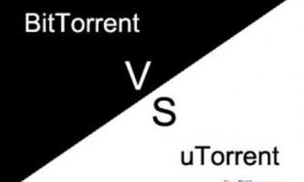 Чим відрізняється utorrent від bittorrent?