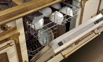 Чим відрізняється вбудована посудомийна машина від звичайної?