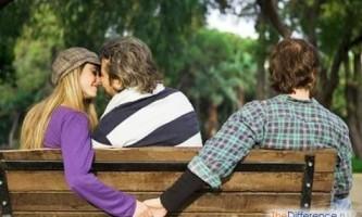 Чим відрізняється жіноча зрада від чоловічої?