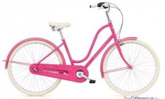 Чим відрізняється жіночий велосипед від чоловічого?
