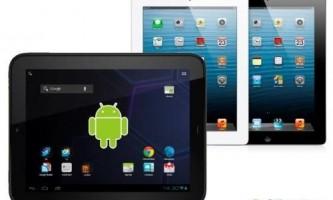 Чим відрізняються айпад (ipad) і планшет?