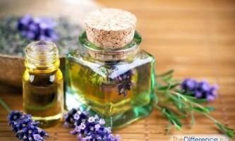 Чим відрізняються ефірні масла від звичайних?
