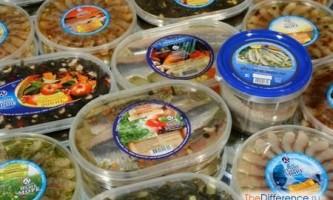 Чим відрізняються рибні консерви від пресервів?