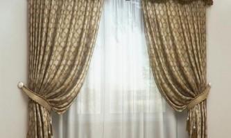 Чим відрізняються штори від фіранок?
