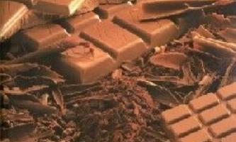 Чорний шоколад допоможе людям з хворою печінкою