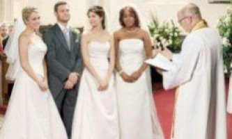 Чотири дружини завжди краще, ніж одна?