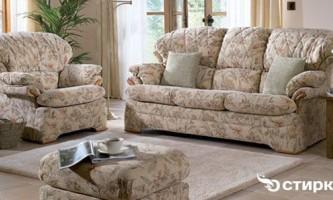 Чищення м`яких меблів сучасними і народними засобами
