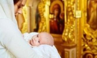 Що дарувати на хрестини