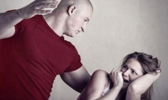 Що робити, якщо чоловік б`є дружину?