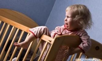 Що робити, якщо дитина не спить?