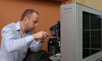 Що робити, якщо у вас вдома зламався телевізор?