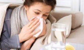 Що робити при перших ознаках застуди?