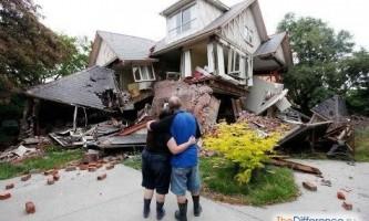 Що робити при землетрусі?