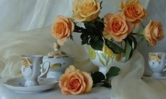 Що додати в воду, щоб троянди довше стояли?