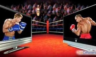 Що краще: плазмовий телевізор або жк?