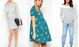 Що модно носити вагітним навесні-влітку 2017?