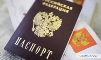 Що потрібно, щоб поміняти паспорт рф?