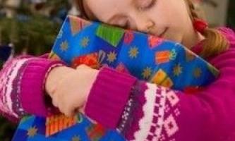 Що подарувати дітям і батькам на новий рік 2017?