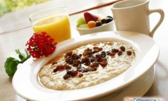 Що корисно їсти на сніданок?