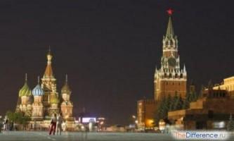 Що подивитися в москві за 1 день?