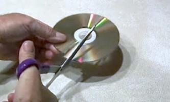 Що зробити з компакт-дисків