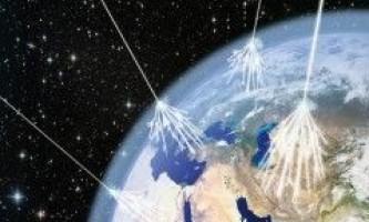 Що таке космічні промені?