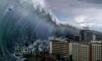 Цунамі і землетруси: як це відбувається?