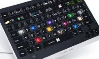 Світлодіодний клавіатура optimus popularis: кожна клавіша - екран