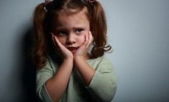 Дитяча депресія і її прояви