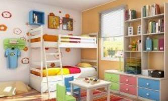 Дитяча кімната від а до я