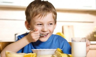 Дитячі рецепти як в садку